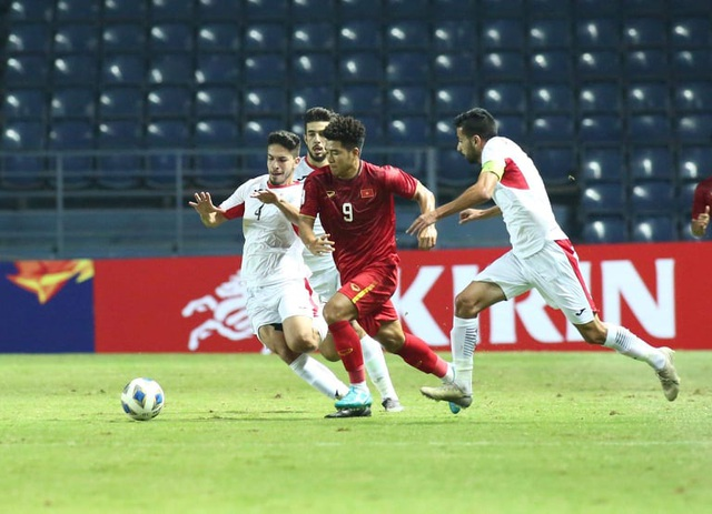 U23 Việt Nam 0-0 U23 Jordan: Trận hòa quý giá - 3