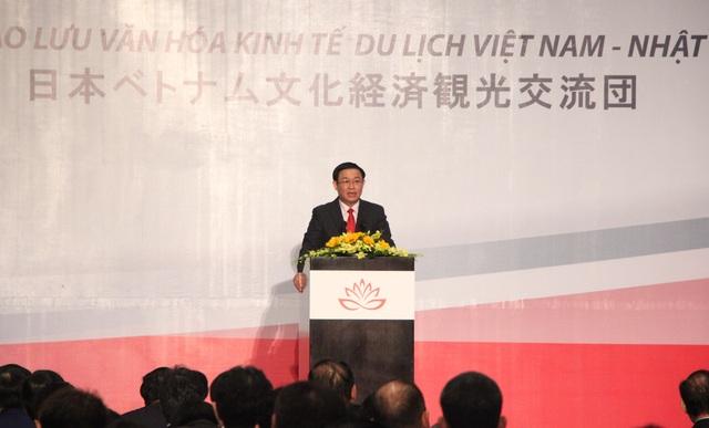 Phó Thủ tướng: Việt Nam mong muốn Nhật Bản là nhà đầu tư hàng đầu và tốt nhất - 1