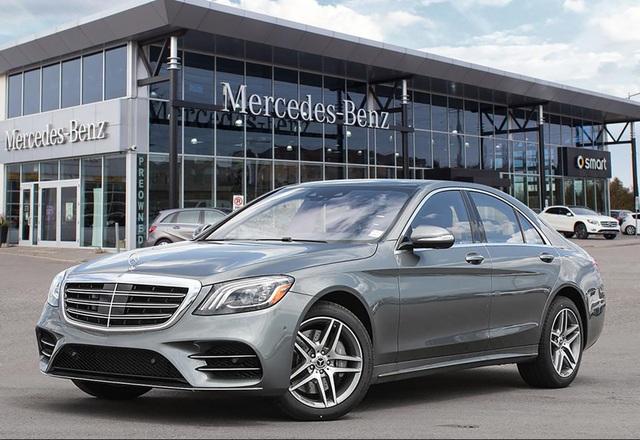 Mercedes-Benz triệu hồi S560, S450 và E-class 2019-2020 - 1