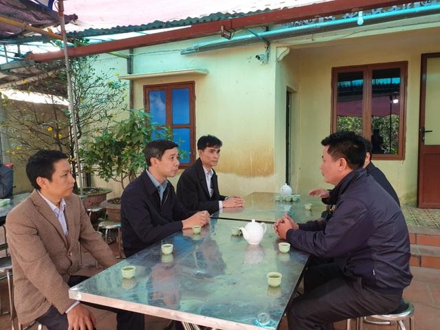 Trường ĐH Giao thông Vận tải miễn học phí toàn khóa cho con trai Đại tá Nguyễn Huy Thịnh hy sinh tại xã Đồng Tâm - 1