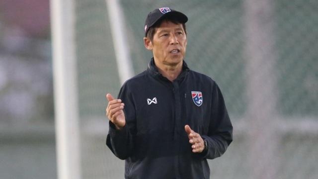 HLV Akira Nishino thận trọng trước trận đấu với U23 Iraq - 1