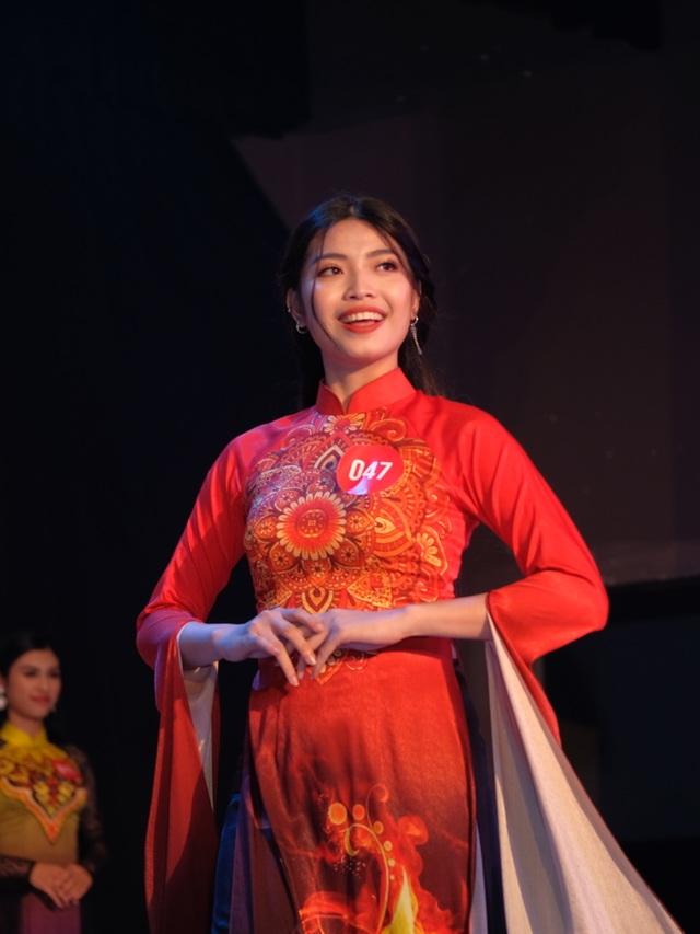 15 nữ sinh xuất sắc phía Nam lọt tiếp vào Chung kết Hoa khôi Sinh viên Việt Nam 2020 - 7