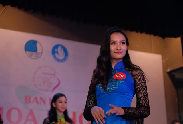 15 nữ sinh xuất sắc phía Nam lọt tiếp vào Chung kết Hoa khôi Sinh viên Việt Nam 2020 - 9