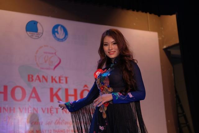 15 nữ sinh xuất sắc phía Nam lọt tiếp vào Chung kết Hoa khôi Sinh viên Việt Nam 2020 - 3