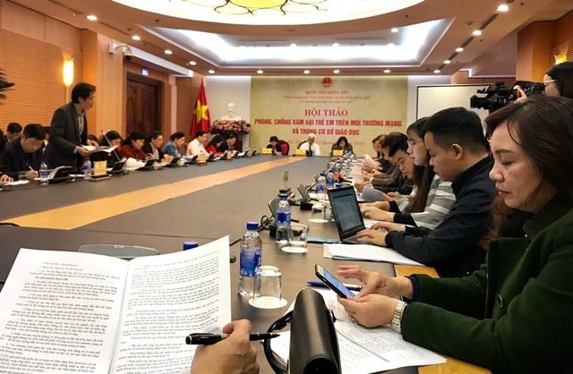 Công an Việt Nam phá án xâm hại tình dục trẻ em từ cảnh báo của Bộ An ninh Mỹ - 2