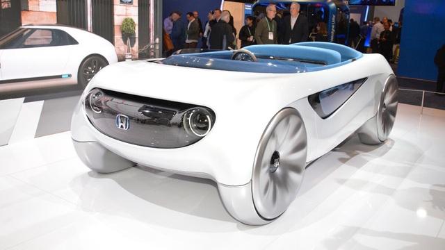Honda Augmented Driving Concept - Gạch nối giữa hiện tại và tương lai - 5