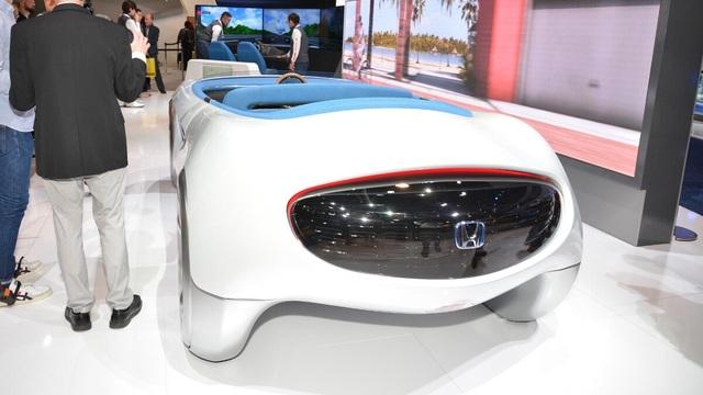 Honda Augmented Driving Concept - Gạch nối giữa hiện tại và tương lai - 6
