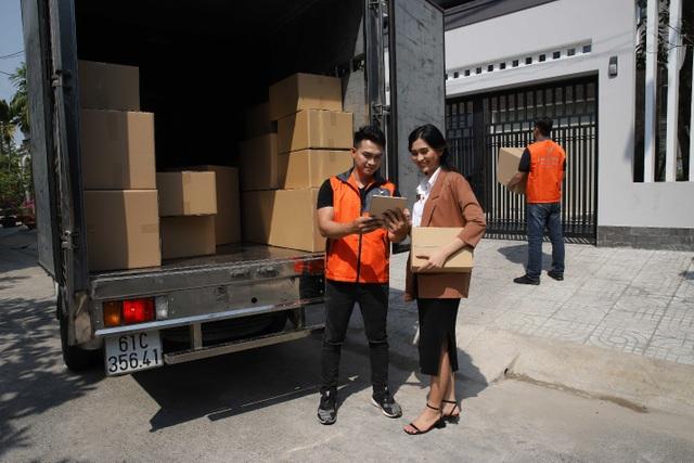 """Làm sao để việc giao hàng bằng xe tải cũng """"dễ nhai"""" như xe máy? - 3"""