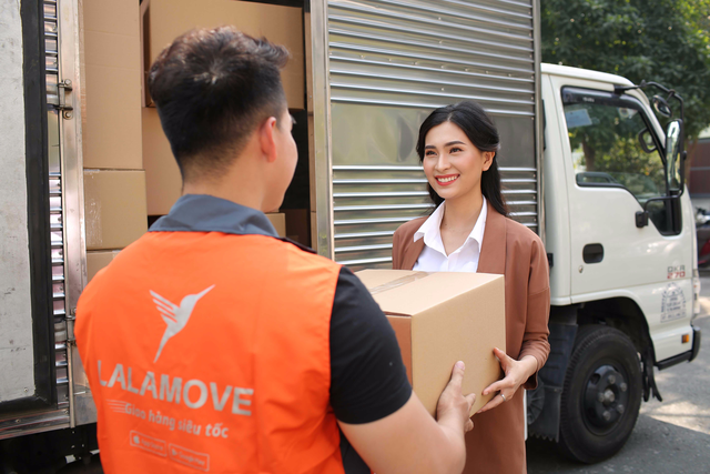 """Làm sao để việc giao hàng bằng xe tải cũng """"dễ nhai"""" như xe máy? - 4"""