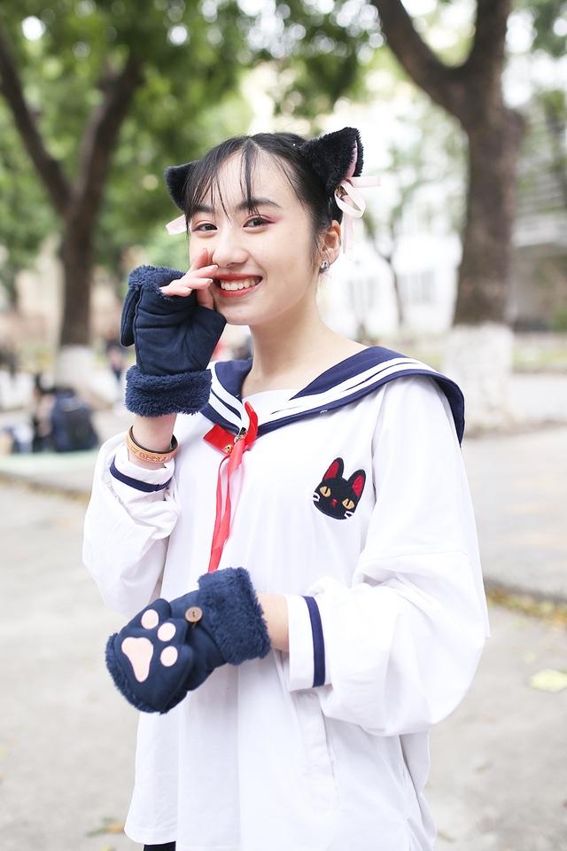 Bạn trẻ Việt tập làm bánh mochi, diễn cosplay tại lễ hội Nhật Bản - 10