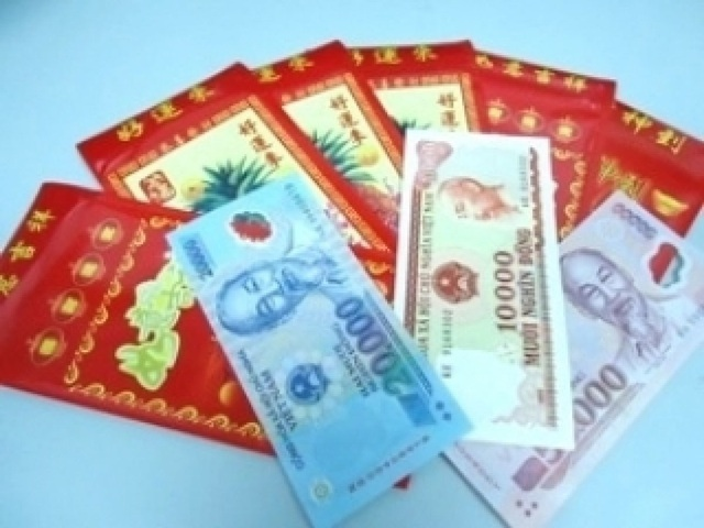 Mẹ lấy tiền lì xì của con, bị phạt đến 1 triệu đồng - 1