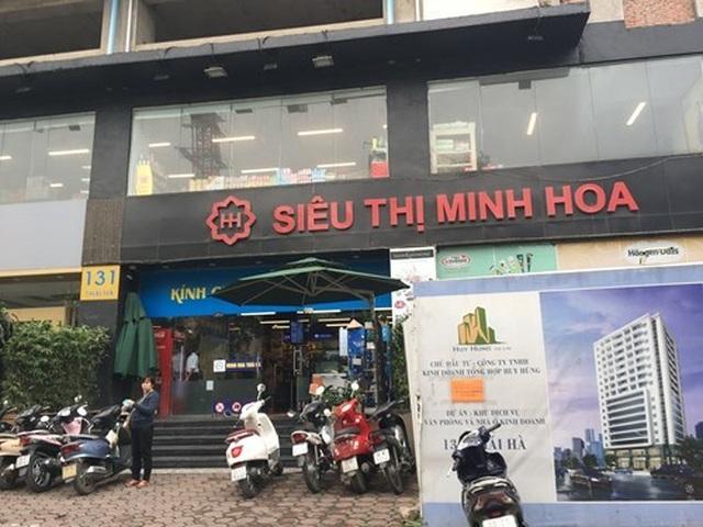 Siêu thị Minh Hoa bất ngờ giảm 90% vốn, website ngừng hoạt động - 1