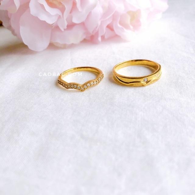 Nhẫn đôi thiết kế Cáo Bạc – yêu từ cái nhìn đầu tiên - 2