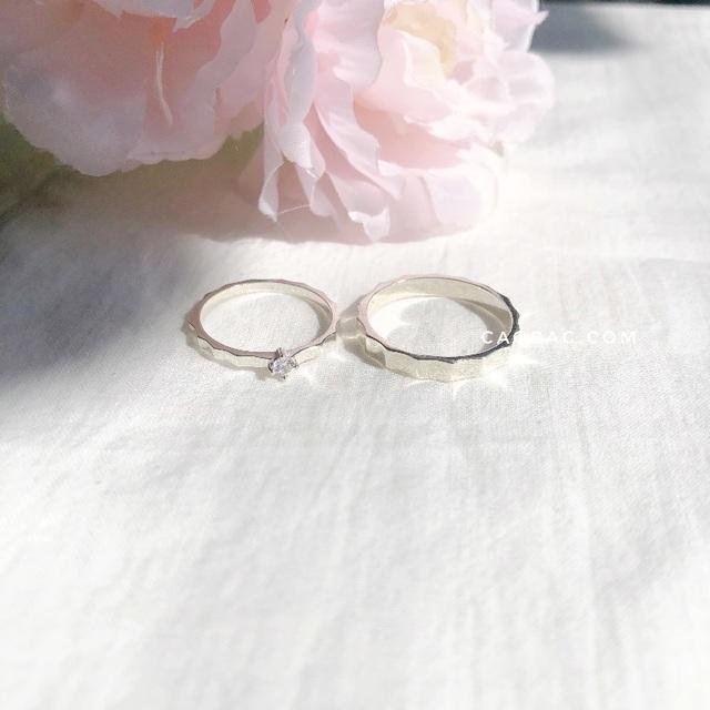 Nhẫn đôi thiết kế Cáo Bạc – yêu từ cái nhìn đầu tiên - 3