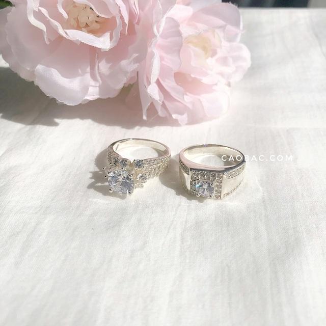 Nhẫn đôi thiết kế Cáo Bạc – yêu từ cái nhìn đầu tiên - 4