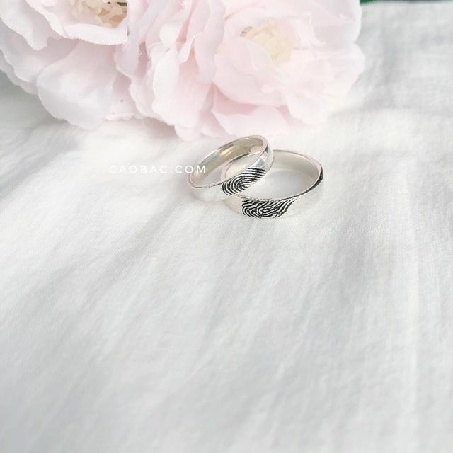 Nhẫn đôi thiết kế Cáo Bạc – yêu từ cái nhìn đầu tiên - 5