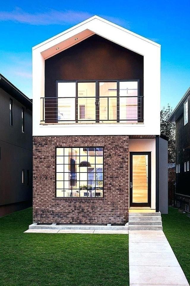 Những mẫu nhà phố 2 tầng khác lạ 1 tỷ đồng đang sốt - 7