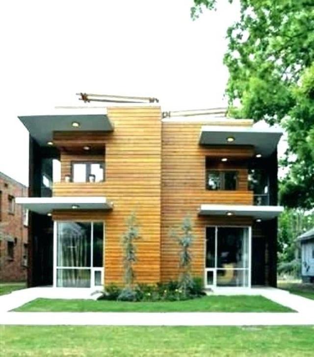 Những mẫu nhà phố 2 tầng khác lạ 1 tỷ đồng đang sốt - 9