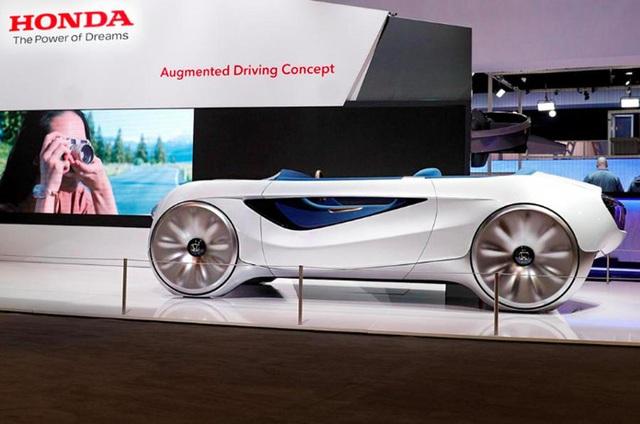 Honda Augmented Driving Concept - Gạch nối giữa hiện tại và tương lai - 1