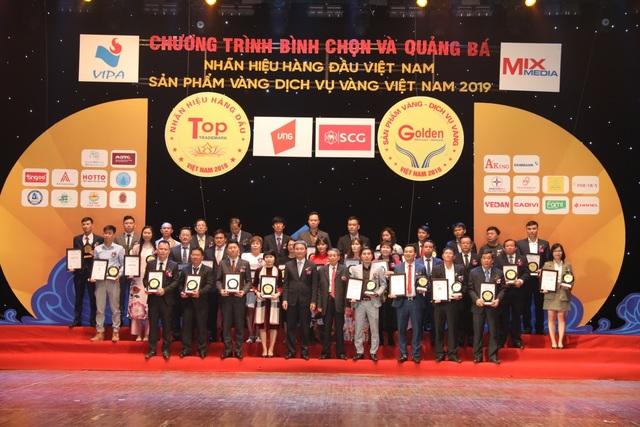 Tingco vinh dự xếp trong Top 50 Nhãn hiệu hàng đầu Việt Nam năm 2019 - 1
