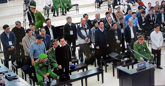"""Cựu Chủ tịch Đà Nẵng Trần Văn Minh bị tuyên 17 năm tù, Vũ """"nhôm"""" nhận 25 năm tù - 1"""