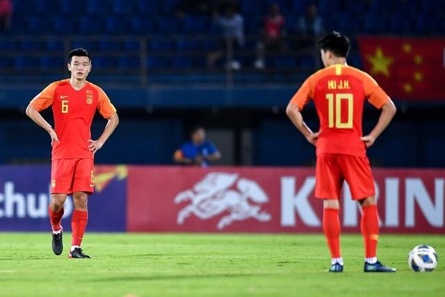 Truyền thông và người hâm mộ Trung Quốc cay đắng vì đội nhà bị loại - 2
