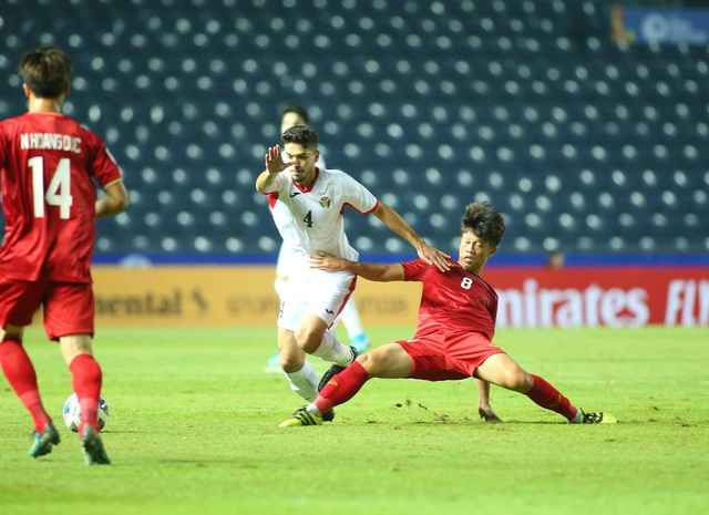Nỗi nhớ Văn Hậu của U23 Việt Nam ở giải U23 châu Á 2020  - 1