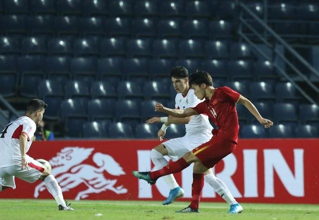 Lịch sử đối đầu giữa UAE và Jordan ủng hộ U23 Việt Nam... đi tiếp - 1