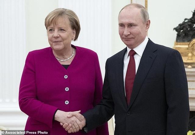 """Ông Putin: """"Chiến tranh ở Trung Đông là thảm họa với thế giới"""" - 1"""