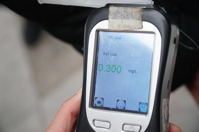 Hà Nội: Nể nang chén rượu tất niên, lái xe bị tước giấy phép 17 tháng - 3