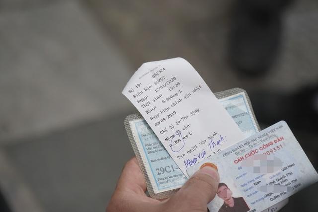 Hà Nội: Nể nang chén rượu tất niên, lái xe bị tước giấy phép 17 tháng - 8