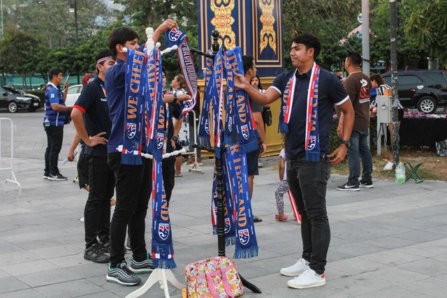 U23 Thái Lan 1-1 U23 Iraq: Đội chủ nhà vào tứ kết - 18