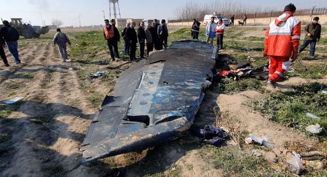 Iran tiết lộ số tiền đền bù khủng vụ bắn nhầm máy bay làm 176 người chết - 1