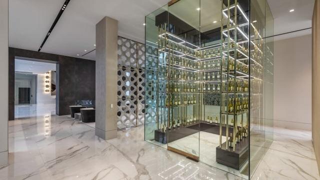 Vẻ đẹp hiện đại bên trong căn siêu biệt thự xa hoa trị giá hơn 1500 tỷ đồng - 6