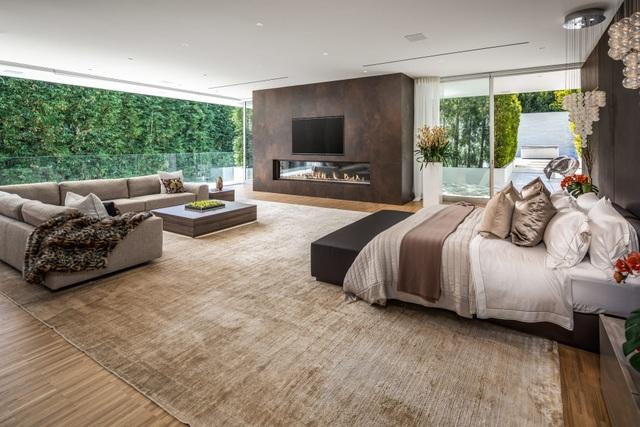 Vẻ đẹp hiện đại bên trong căn siêu biệt thự xa hoa trị giá hơn 1500 tỷ đồng - 8