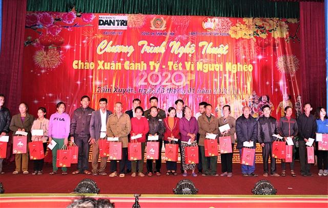 Ấm tình Xuân đêm giao lưu ủng hộ dân nghèo Hà Tĩnh đón Tết - 7