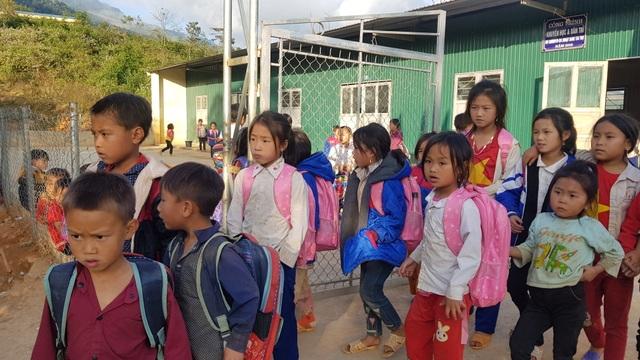 Học sinh Pà Khốm ở độ cao 1000m đã không còn bỏ học - 14