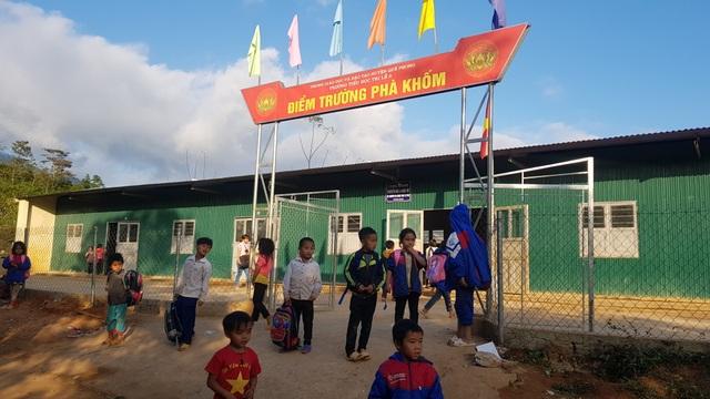 Học sinh Pà Khốm ở độ cao 1000m đã không còn bỏ học - 7