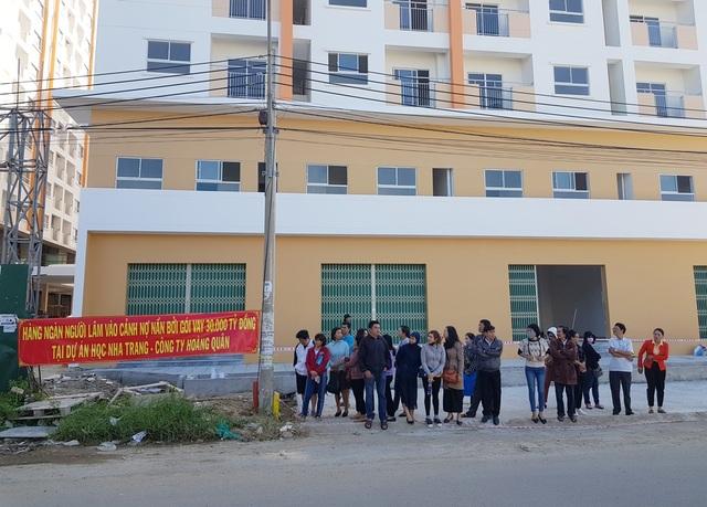 Phó Chủ tịch Khánh Hòa bất ngờ thị sát dự án Hoàng Quân trước ngày giao nhà - 2