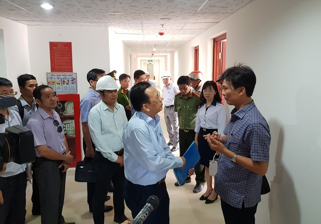 Phó Chủ tịch Khánh Hòa bất ngờ thị sát dự án Hoàng Quân trước ngày giao nhà - 1