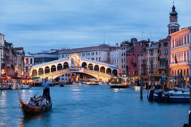 Những cây cầu đẹp nhất Châu Âu - 3