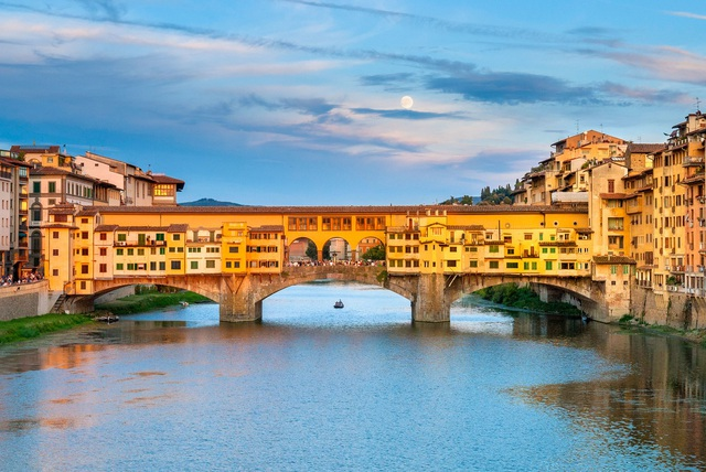 Những cây cầu đẹp nhất Châu Âu - 2