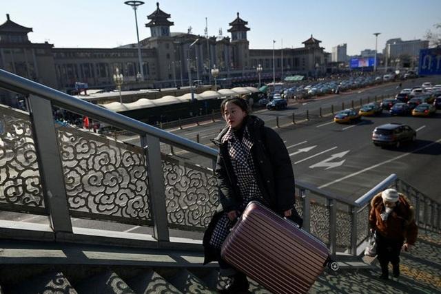 Trung Quốc bắt đầu cuộc di dân lớn nhất hành tinh với 3 tỷ chuyến đi - 8