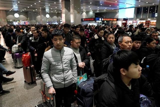 Trung Quốc bắt đầu cuộc di dân lớn nhất hành tinh với 3 tỷ chuyến đi - 7