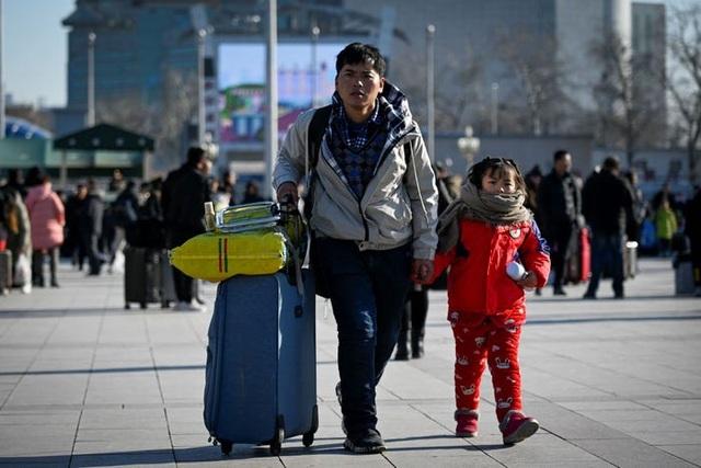 Trung Quốc bắt đầu cuộc di dân lớn nhất hành tinh với 3 tỷ chuyến đi - 3