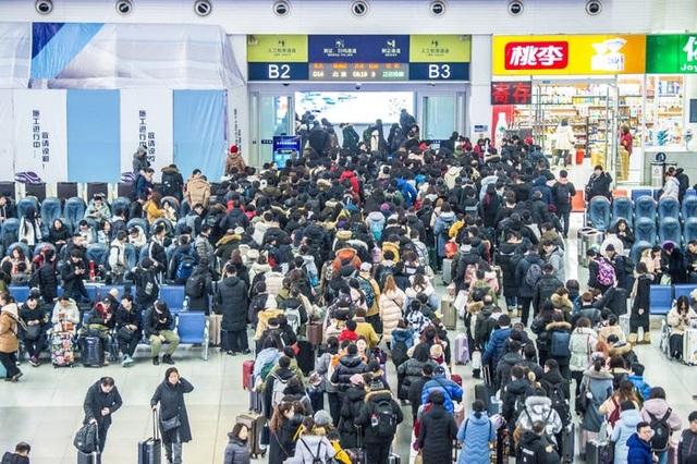 Trung Quốc bắt đầu cuộc di dân lớn nhất hành tinh với 3 tỷ chuyến đi - 5