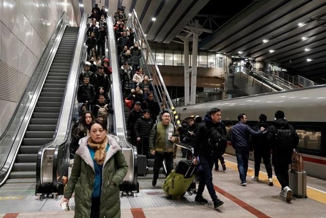 Trung Quốc bắt đầu cuộc di dân lớn nhất hành tinh với 3 tỷ chuyến đi - 9
