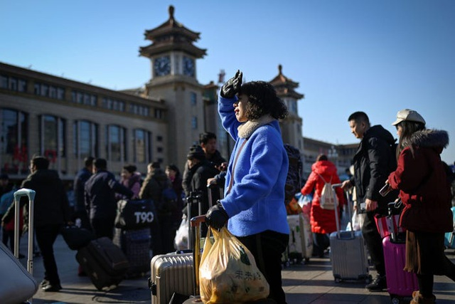 Trung Quốc bắt đầu cuộc di dân lớn nhất hành tinh với 3 tỷ chuyến đi - 10