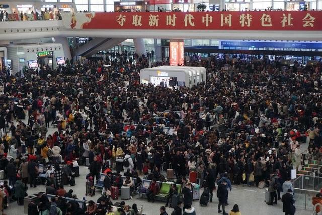 Trung Quốc bắt đầu cuộc di dân lớn nhất hành tinh với 3 tỷ chuyến đi - 4