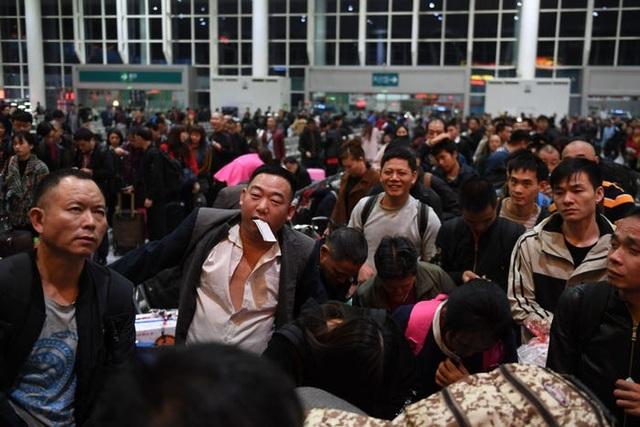 Trung Quốc bắt đầu cuộc di dân lớn nhất hành tinh với 3 tỷ chuyến đi - 2